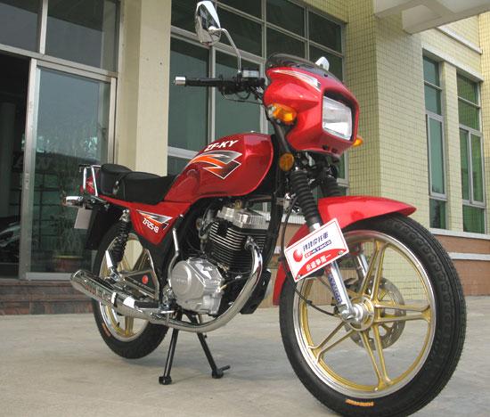 珠峰新车型_公司新闻_江门市珠峰摩托车有限公司